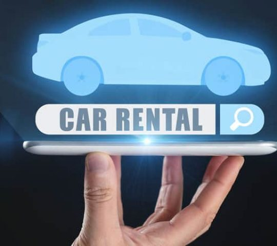 Car rental.