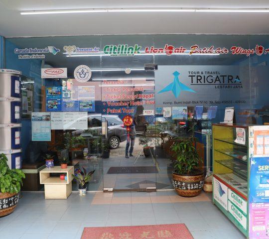 Trigatra Tour & Travel Lestari Jaya