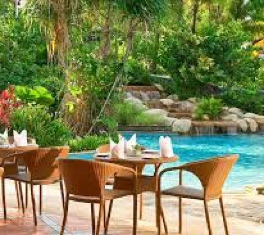Pool Side Restaurant