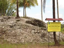 Bukit Kerang, Situs Cagar Budaya