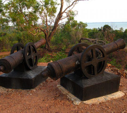 Situs Benteng Bukit Kursi