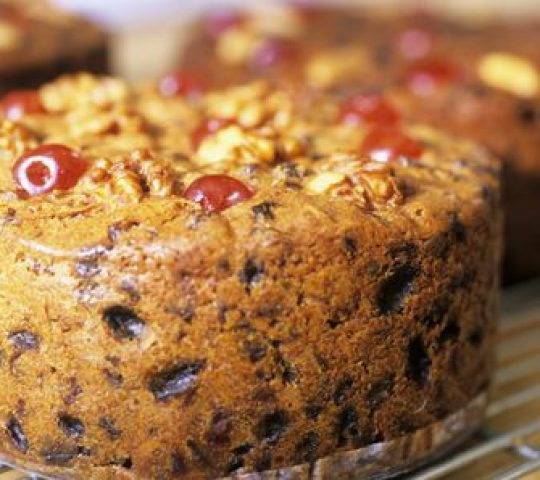 Fakiha | Mix Fruit Cake-Kek Kukus by Dannisa Kreatif