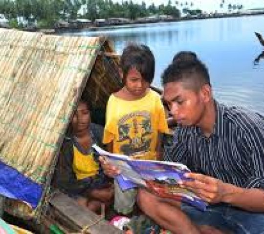 Kampung Suku Laut