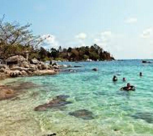 Trikora Beach