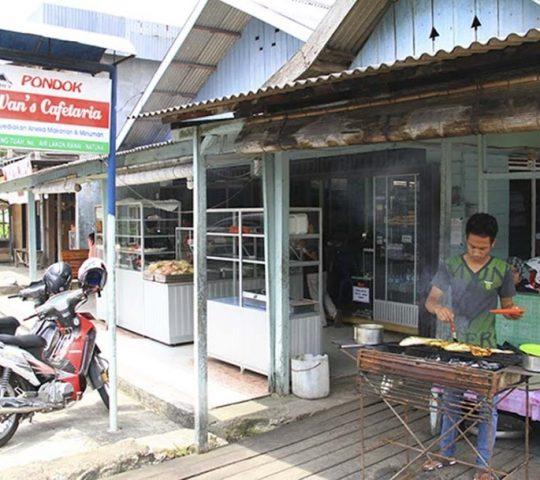 RM Pondok Wan's Cafetaria