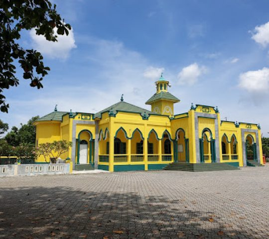 Masjid Al-Mubaraq