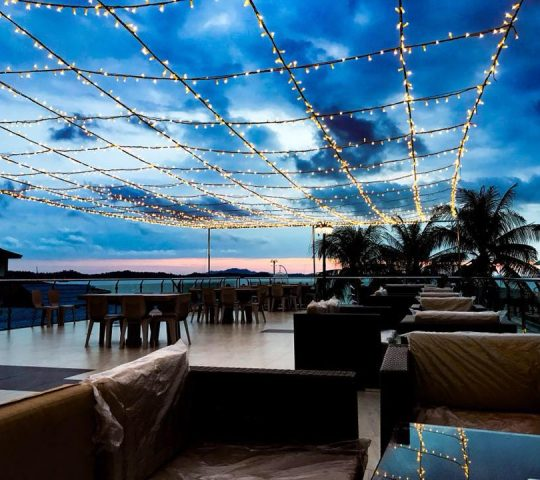 Pantai Indah Karimun Food Court & Cafe