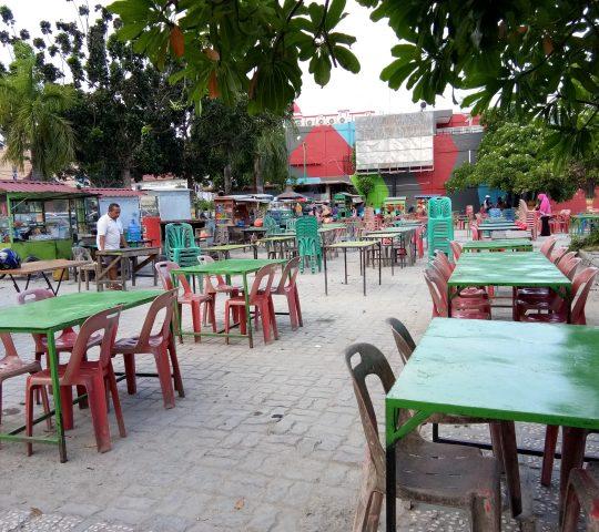 Food Court  Taman Bunga