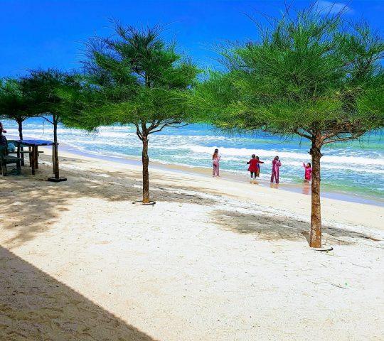 Pantai Todak Lingga