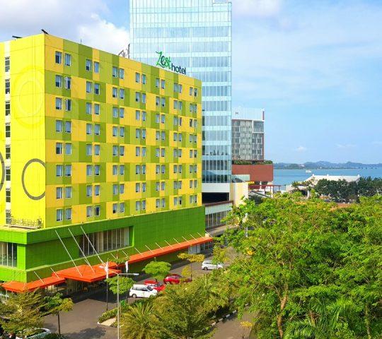 Zest Hotel Harbour Bay