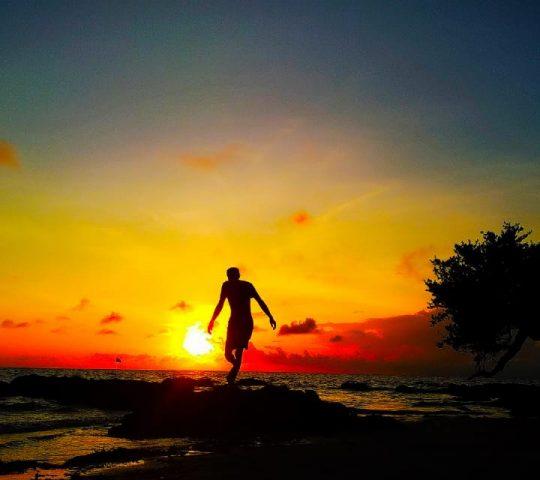 Reviola beach