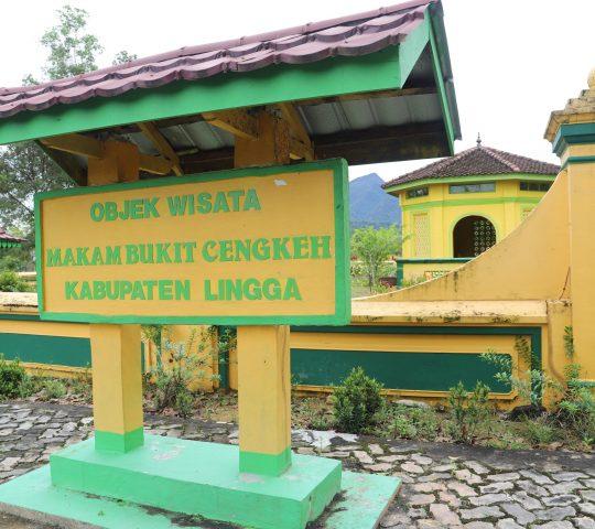 Komplek Makam Bukit Cengkeh