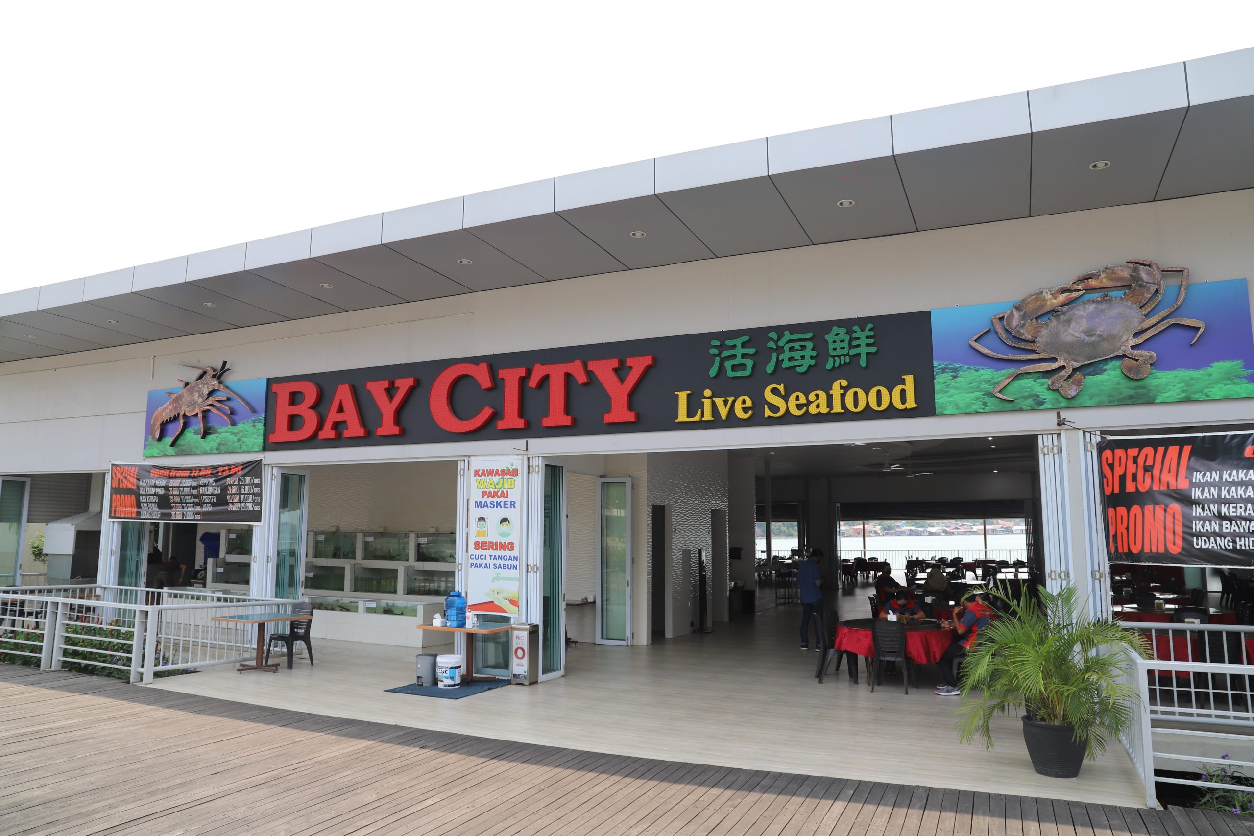Bay City Seafood