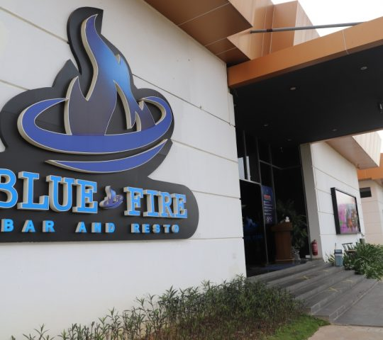 Blue Fire Bar & Resto